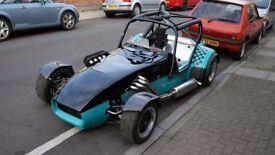 Westfield (Lotus 7 Style) Race, Hillcimb & Sprint Car. 270 BHP.