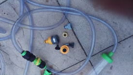 Fish tank maintenance system