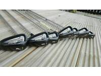 Cleveland CG16 Black Pearl Irons 4-PW