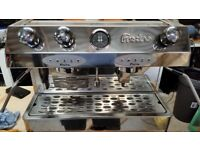 Fracino Contempo espresso machine. Fully refurbished and descaled by experienced engineer.