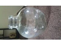 Glass carboy - used, great condition, no scratches or chips.