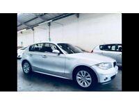 BMW 1 Series 2.0 118i SE 5dr - Full Black Leather Interior