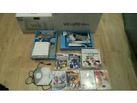 Nintendo Wii complete console with games and extra
