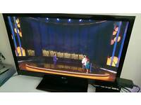LG HD 720p 42inch plasma TV in good condition with remote