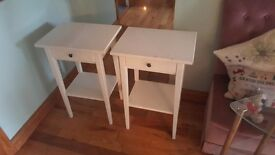 2 little tables for sale