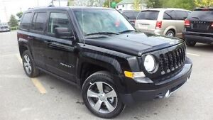 2016 Jeep Patriot 4X4  HIGH ALTITUDE