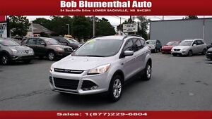 2014 Ford Escape SE AWD w/ Leather, Nav, BackUp Cam, Loaded