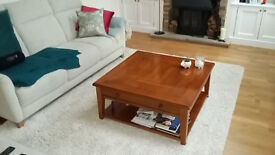 Stylish French Coffee Table