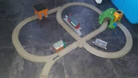 Thomas track master