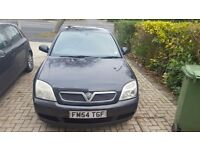very good condition vauxall vectra club