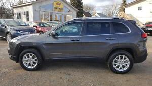 2014 Jeep Cherokee North 4X4,V6,C.Start
