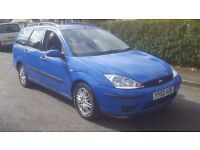 2002 FORD FOCUS 1.6 PETROL ESTATE FULL SERVICE HISTORY PART EXCHANGE WELCOME