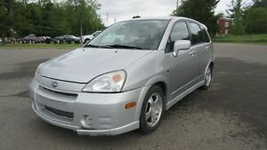 2004 Suzuki Aerio S/SX SWIFT