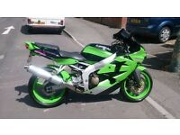 KAWASAKI ZX6R 2001 EXCELLENT CONDITION FULL MOT