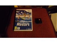 WII GAME AND Premium MotionPlus / BOTH FOR THE WII /WII U / WILL SELL BOTH TOGETHER OR WILL SPLIT