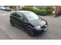 2001 Audi A2 1.4 petrol, good condition, mot, cheap do drive and insure.