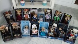 16 meerkat toys