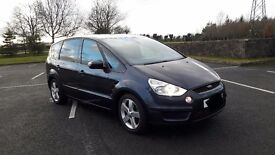 2007 Ford SMax Titanium TDCI 6G,Immaculate car inside and out , MOT till 07 Feb 2018