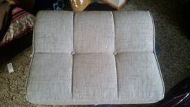 2017 Swift Sprite wrap seat cushions