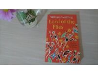 Lord of the Flies book by William Golding in excellent condition