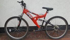 TRAX TFS1 Boys bike for sale