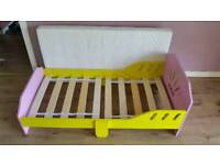 Children bed and mattress for sale