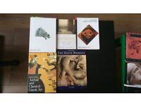 Bundle of Textbooks on Greek Art - £10