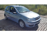 2004 Fiat Punto1.2! 12M MOT! Bluetooth! Cheap Realiable Bargain!