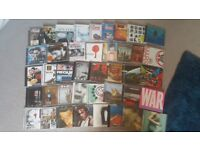 Bundle of 70 CDs. Mostly Rock.