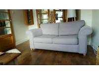 Dfs delux sofa bed