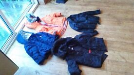 Coats to fit 5 year old boys