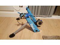 Bike Trainer - Tacx Blue Motion Folding Magnetic Trainer.