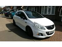 Vauxhall Corsa D VXR Replica Design 1.7 CDTI HPI Clear White (Not astra vxr, sri, sxi, life)