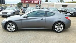 2012 Hyundai Genesis Coupe Premium, Automatic, Leather, Power Su