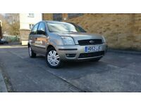 FORD FUSION 3. 12 MONTHS MOT. PERFECT LITTLE CAR.