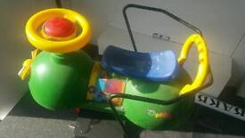Child's hairdressing chair