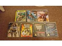 7 x Playstation 3 games. £2 each or £10 for the lot