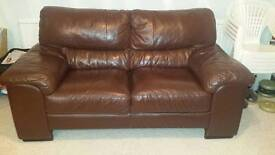 Sofa two seaters...(selling two)