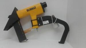 Dewalt Floor Stapler Kit (1) (#52003) (SR918481) We Buy and Sell New and Used Tools