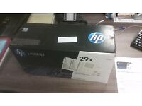 HP LASERJET 29X CARTRIDGE FOR HP 5000, 5000LE & 5100 PRINTERS * STILL SEALED *