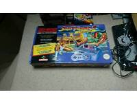 Street fighter 2 turbo edition snes console