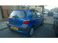 Toyota yaris GS 2003 Cheap Runner, good first car