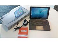 HP Pavilion X2 Detachable Laptop Intel Quad Core 2GB 32GB SSD Convertible 10.1 inch