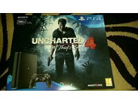 Ps4 Sim 500G + Uncharted 4