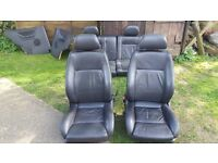 Polo 6n2 full leather seats,door cards.