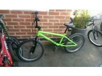 Trax jump bike