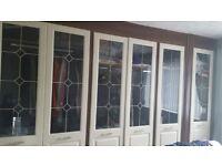 Wardrobe doors x 6 by Sharps