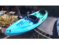 Ocean Kayak Ocean Duo Double Sit on Kayak with Extras