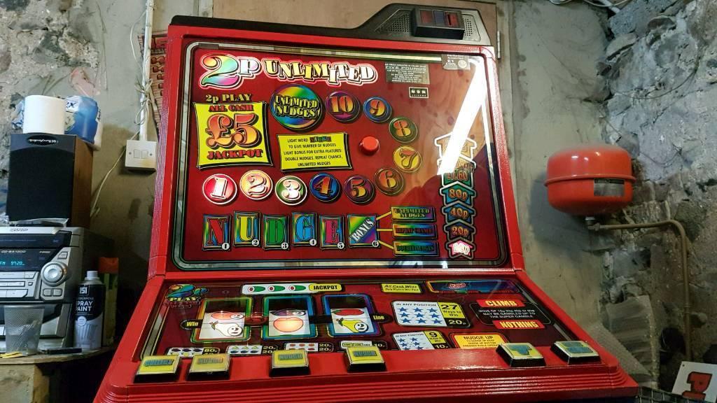 Arcade Machine - TUPPENNY NUDGER