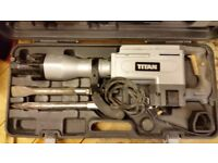 Titan Breaker Power Tool